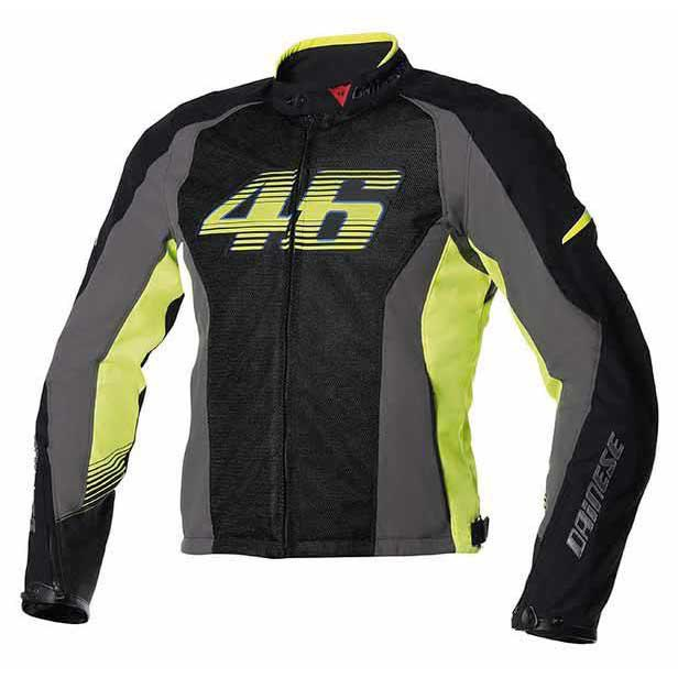 Dainese VR46 Air Tex Rossi Jacket