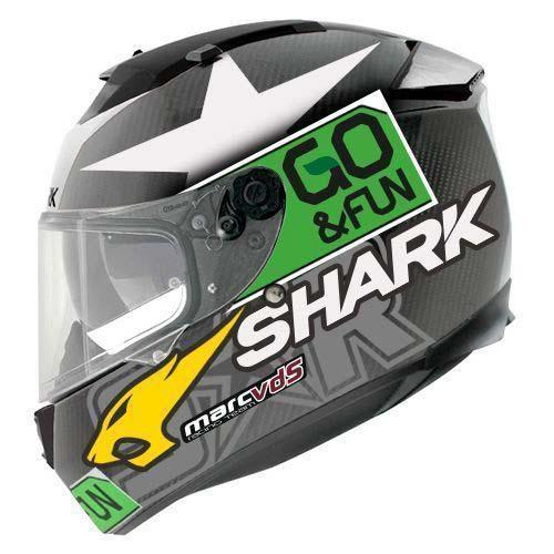 Shark Speed R Series 2 Carbon Redding GoFun Replica