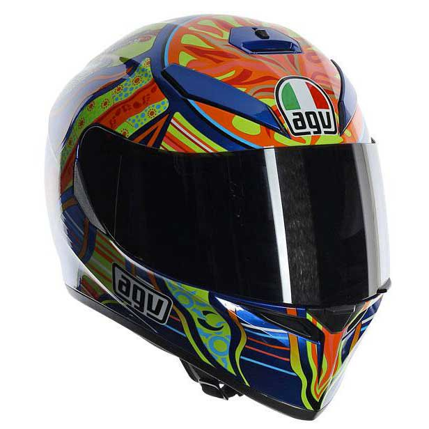AGV K3 SV Five Continents Rossi Replica