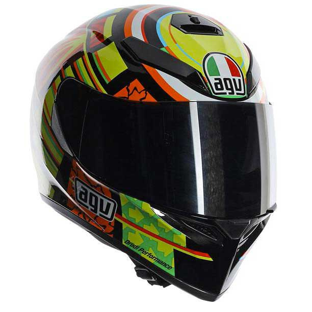 AGV K3 SV Elemments Rossi Replica