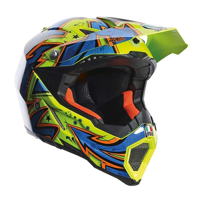 AGV AX 8 Evo Spray