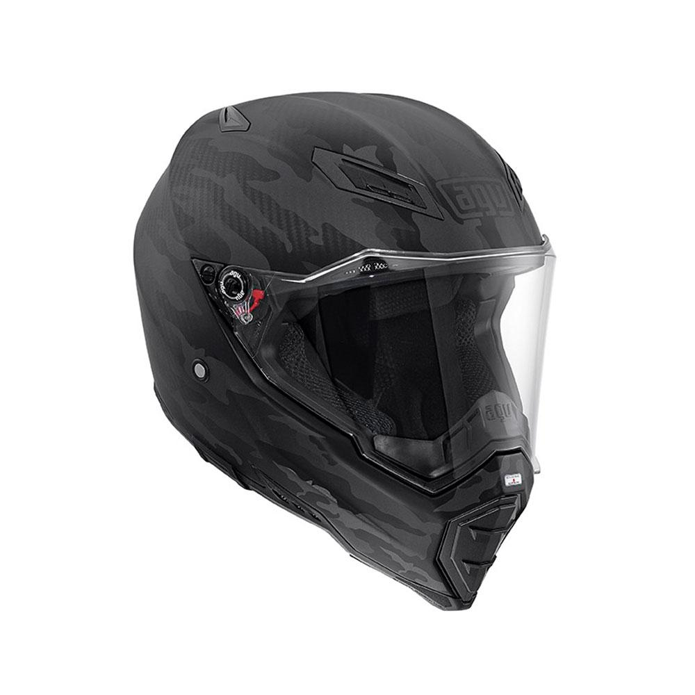 AGV AX-8 Naked Carbon Multi