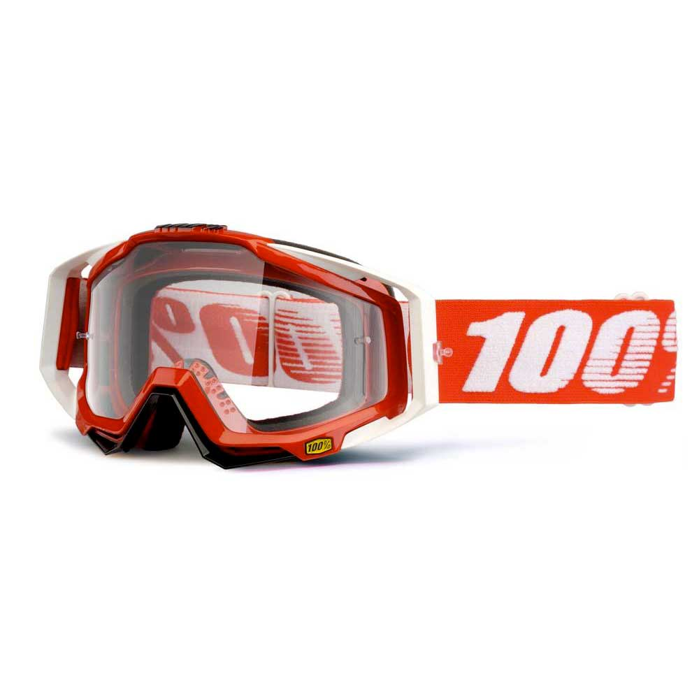100percent Goggle Racecraft Fire Red
