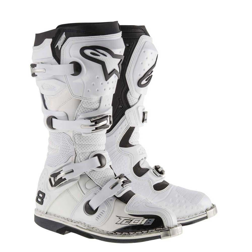 Alpinestars Tech 8 Rs Boots 14/15 Vented