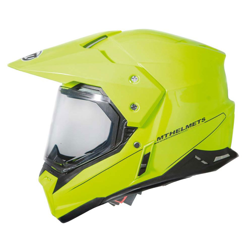 Mt helmets Synchrony SV Duo Sport Solid