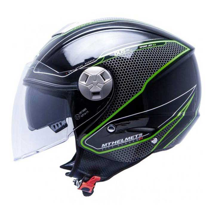 Mt helmets City Eleven Sv Dynamic Green