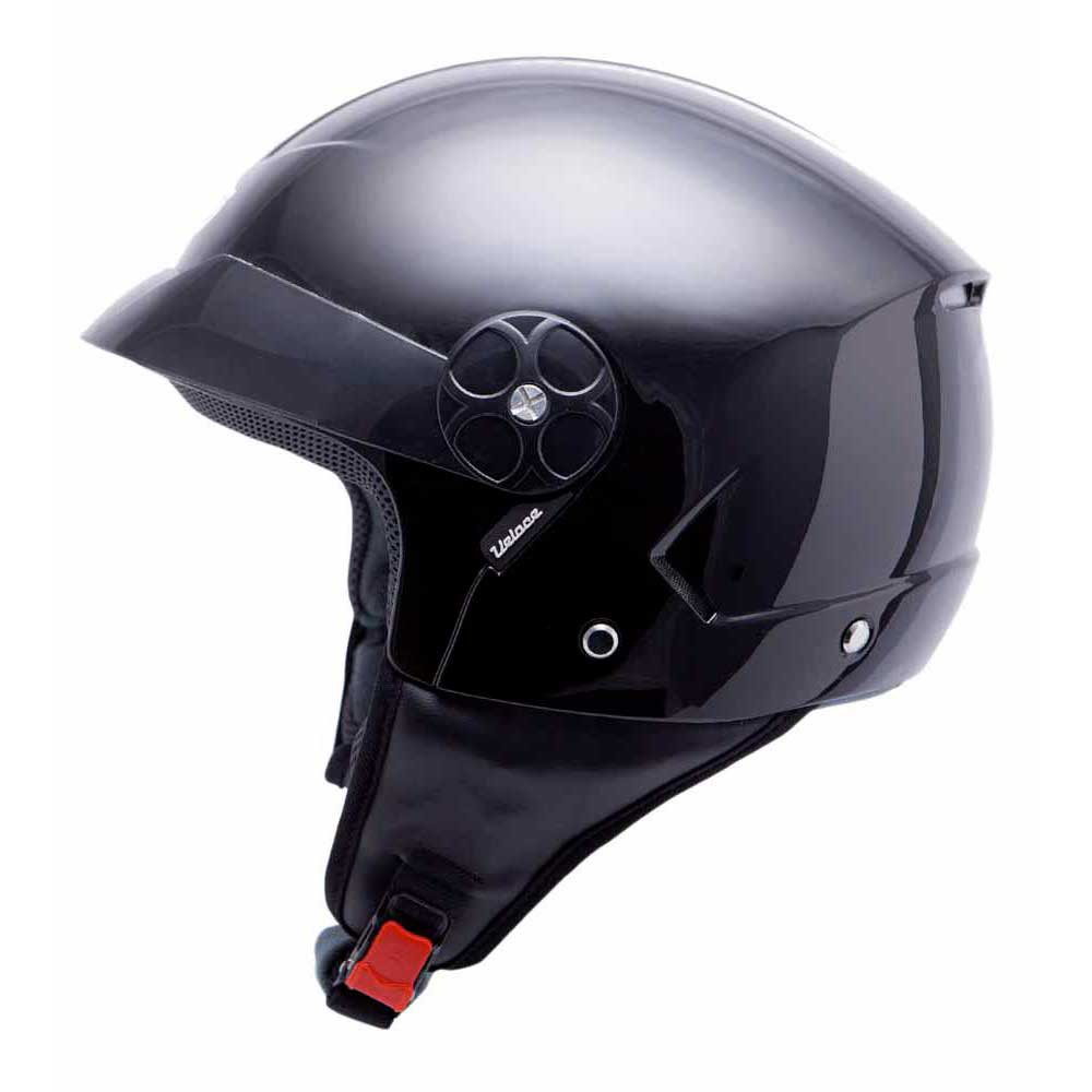 MT Helmets Veloce Solid Glossy Black