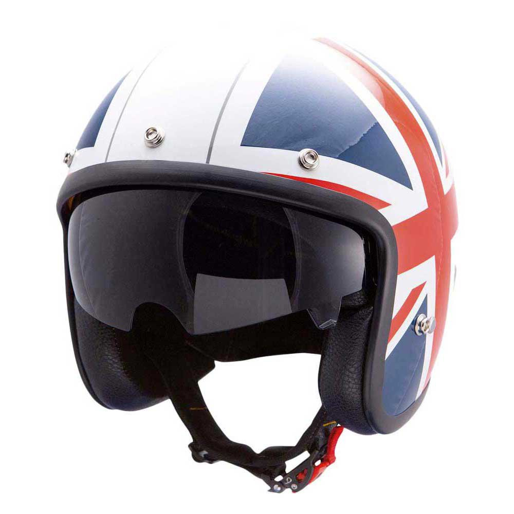 Mt helmets Le Mans SV UK Flag