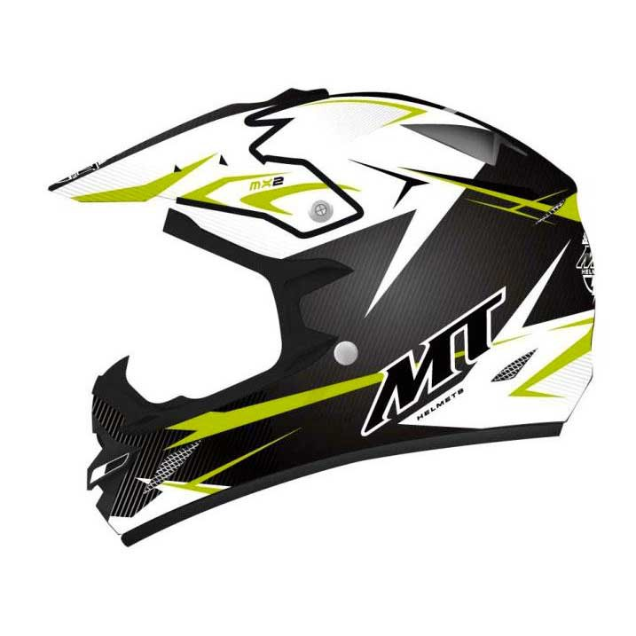 Mt helmets MX 2 Kids Steel