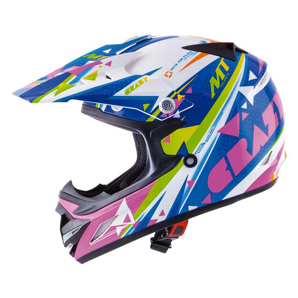 Mt helmets MX 2 Kids Crazy