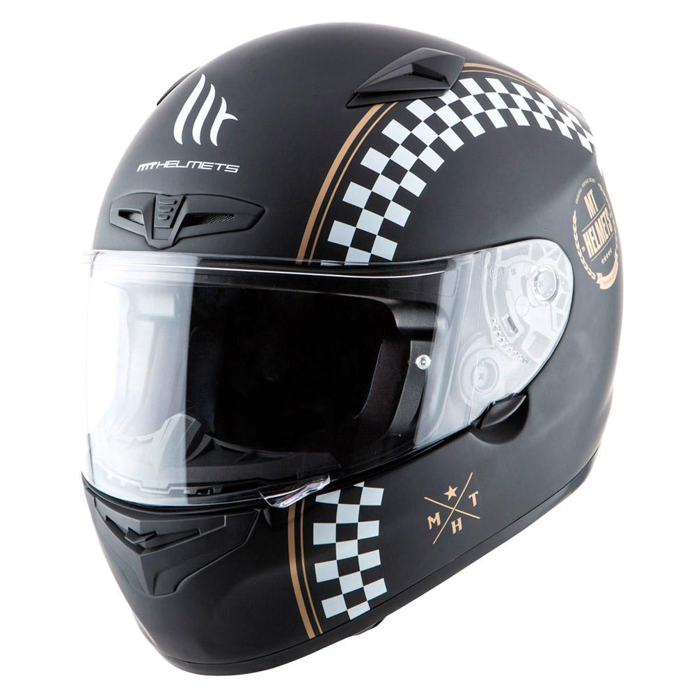 Mt helmets Matrix Cafe Racer