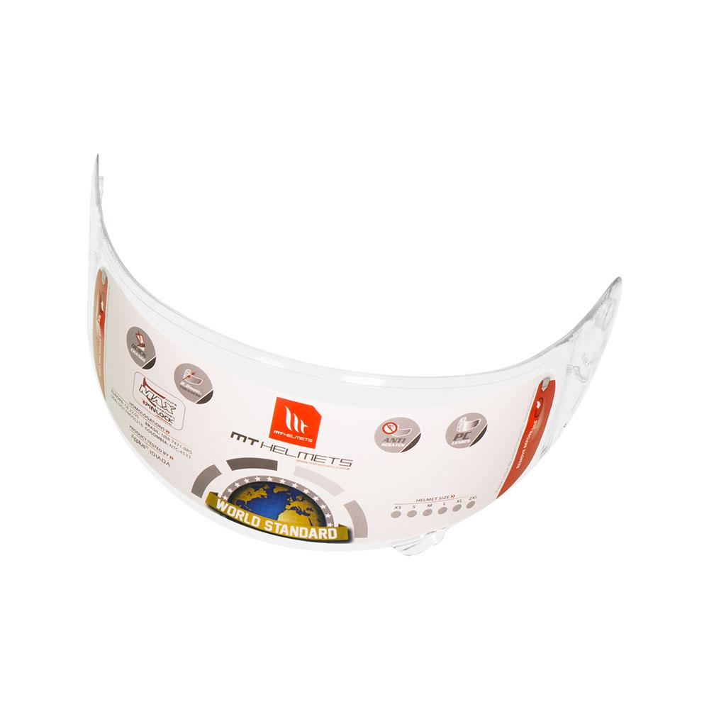 Mt helmets Visor for MT Helmet Matrix