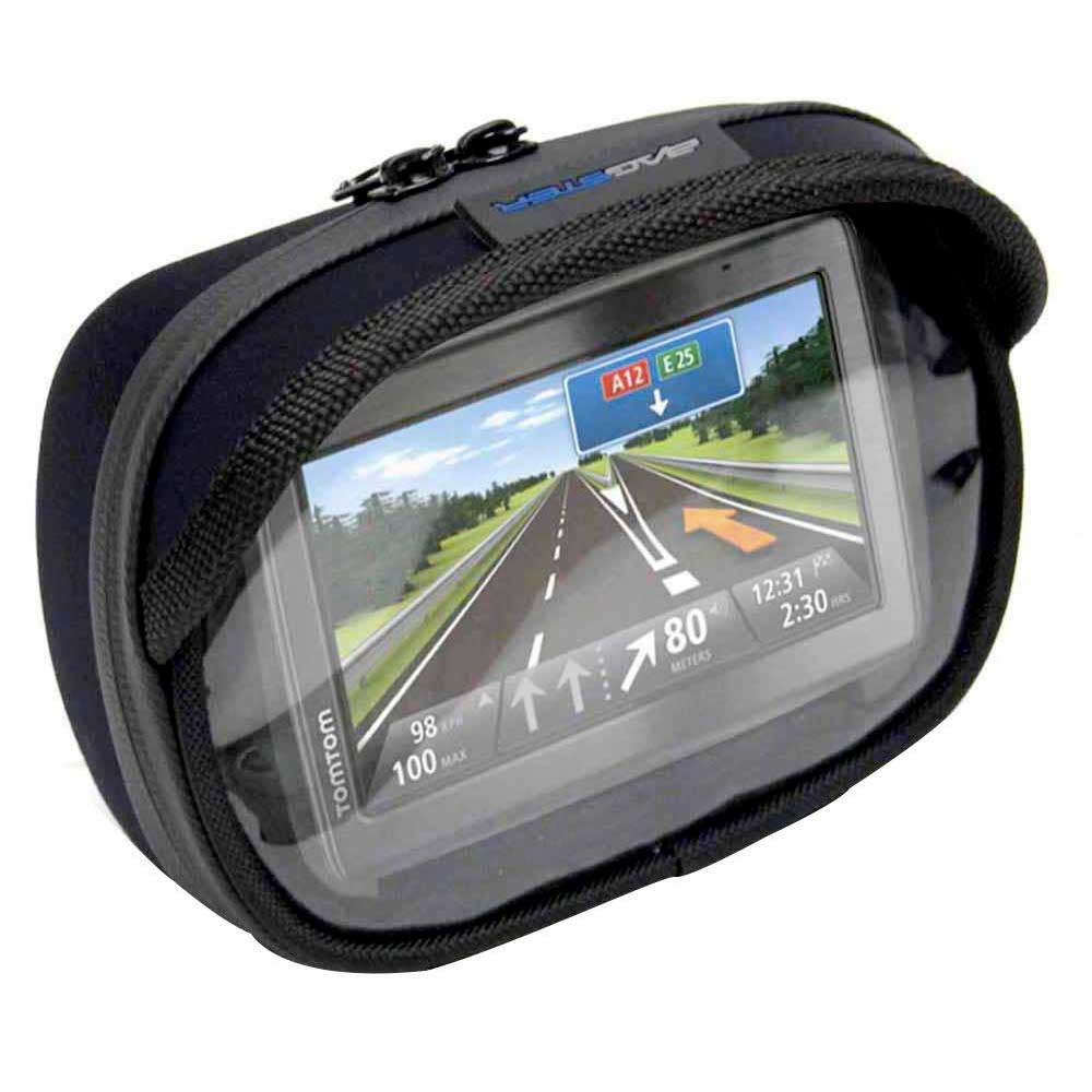 Bagster GPS Case with Support Mirror Handlebar