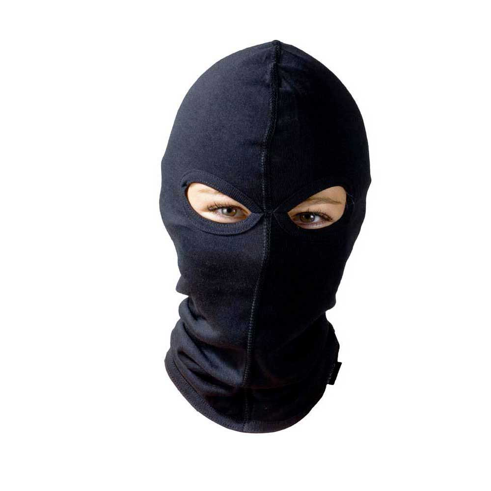4d7a53c4097 Bering Balaclava Two Hole Black buy and offers on Motardinn