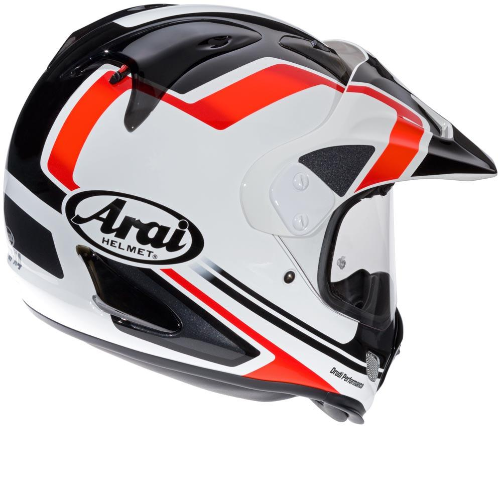 arai tour x4 adventure rojo comprar y ofertas en motardinn. Black Bedroom Furniture Sets. Home Design Ideas