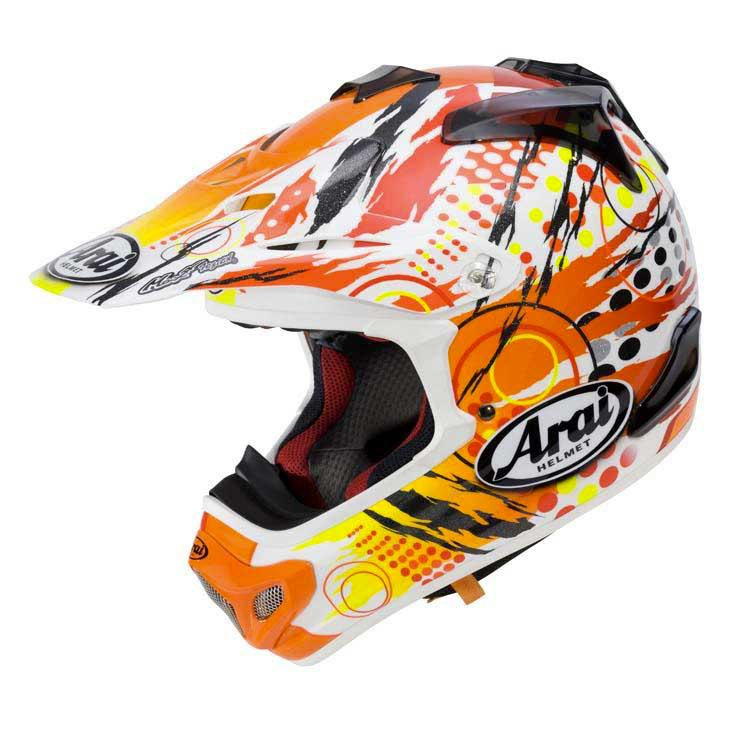 Arai MX V Scratch