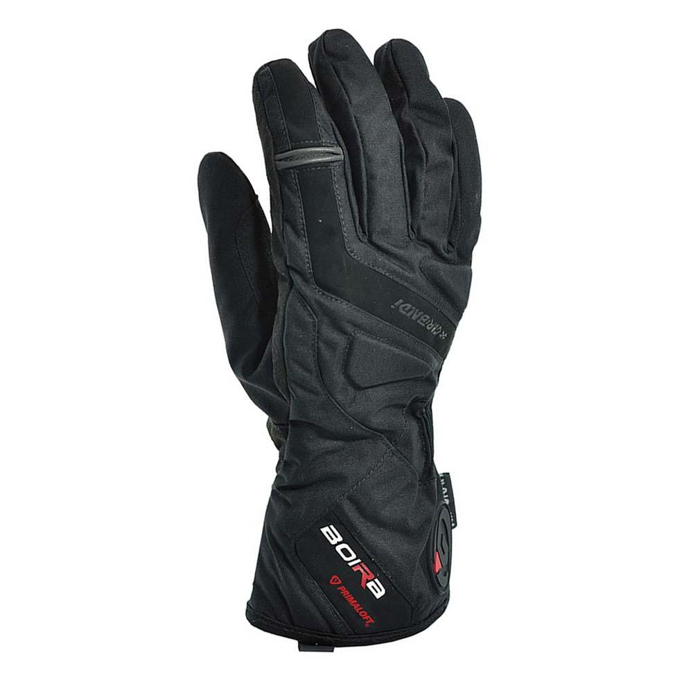 Garibaldi Boira Primaloft Gloves Black, Motardinn