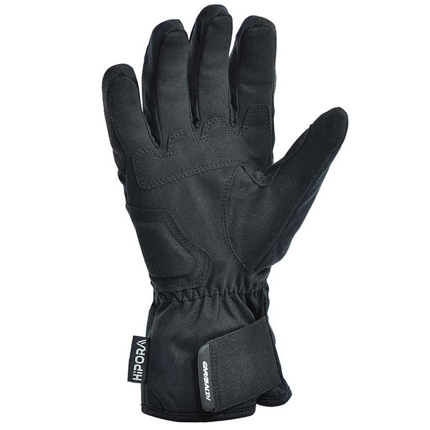 Garibaldi Boira Primaloft Gloves Negro, Motardinn