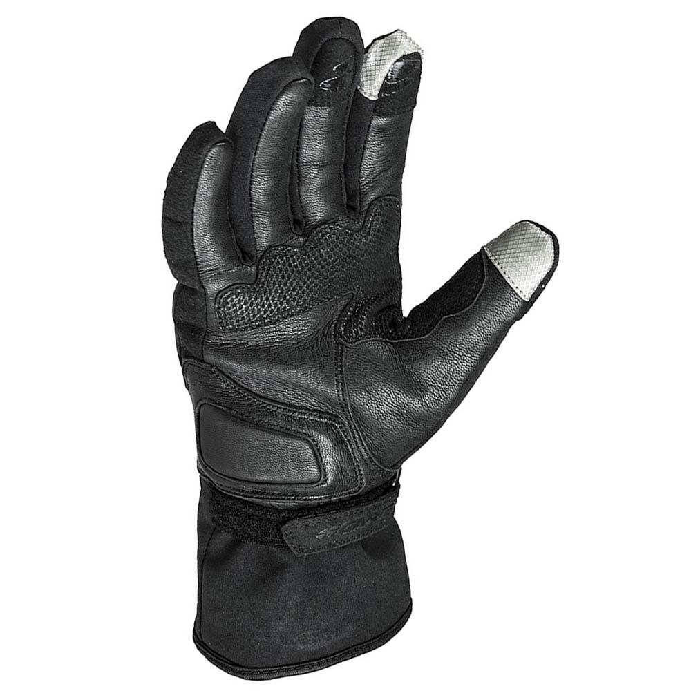 Garibaldi Malaysia Primaloft Lady Gloves Noir, Motardinn