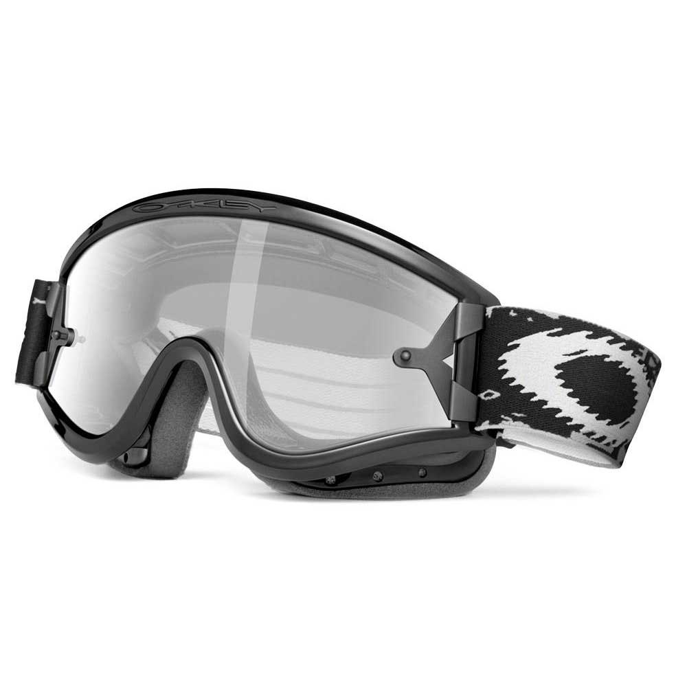 dd6fad0fbe6 Oakley L Frame MX Black buy and offers on Motardinn