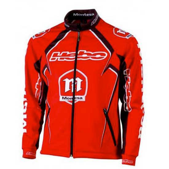 Hebo Wind Pro Montesa Trial Jacket