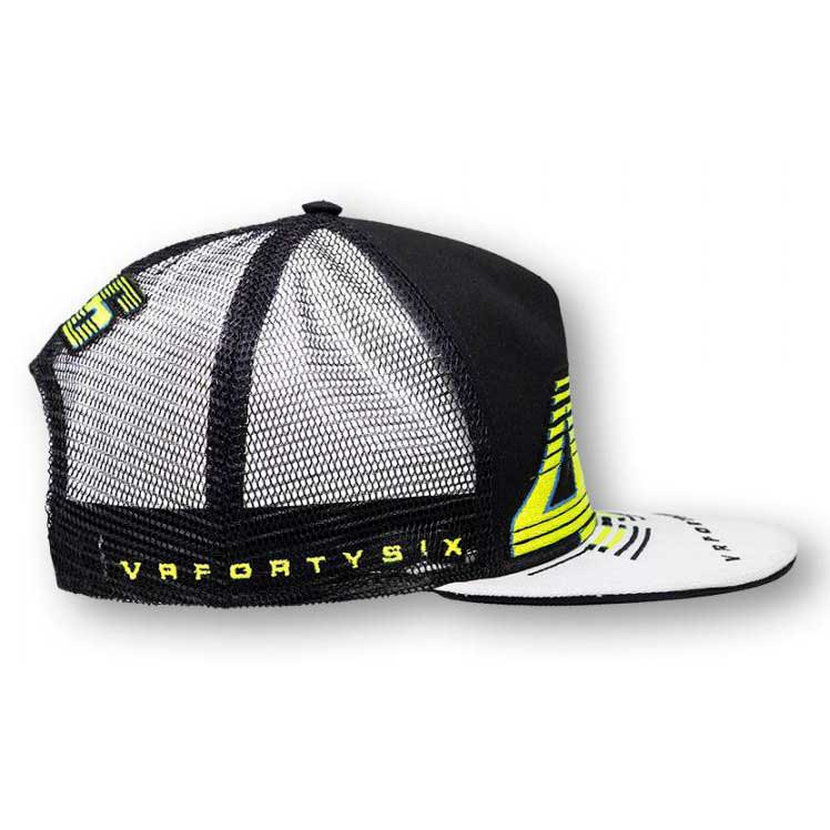 valentino rossi 46 adjustable trucker cap rossi buy and. Black Bedroom Furniture Sets. Home Design Ideas