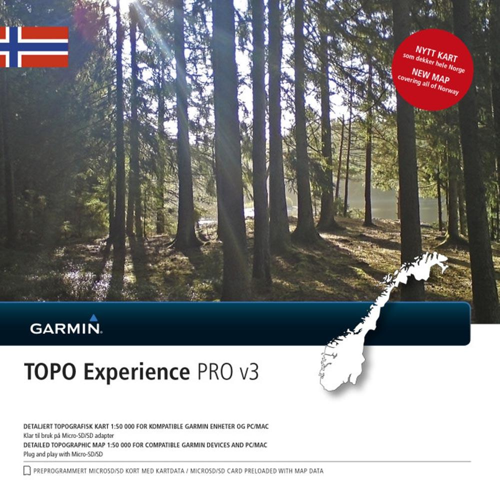 Garmin Topo Norway Experience PRO V MicroSDSD Buy And Offers On - Norway map for garmin
