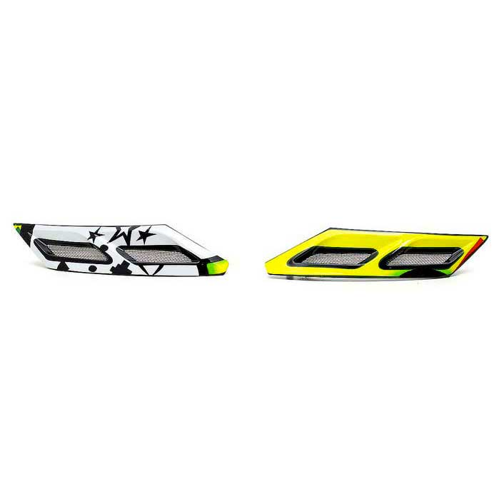 AGV High Rear Vents for Helmet GP Tech