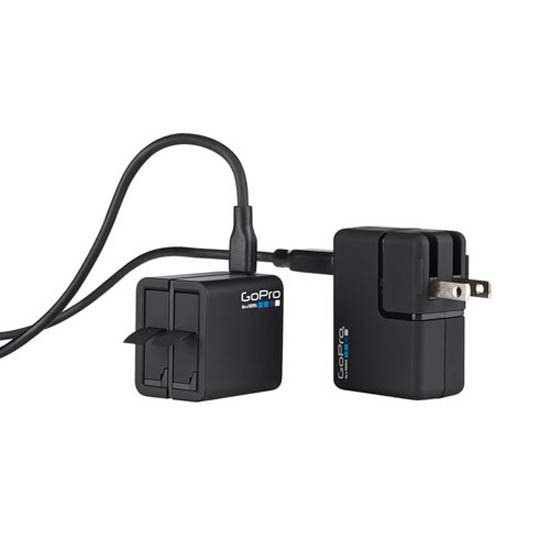 Gopro Fusion Dual Battery Charger Hacksaw, Motardinn