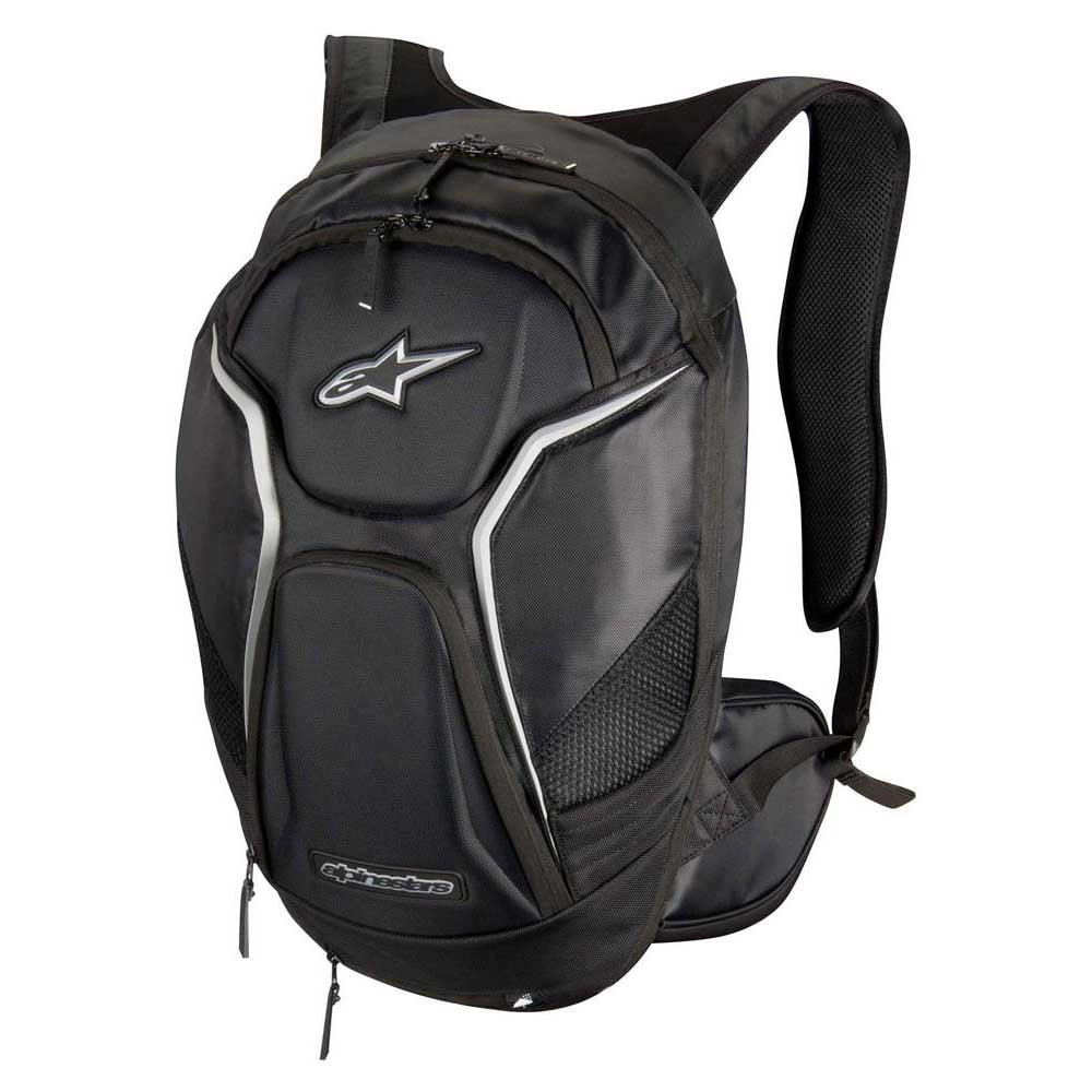 Motorcycle Alpinestars City Hunter Backpack 25L Black//Grey