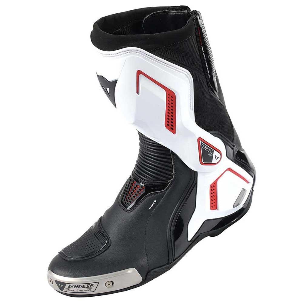 c2ea0d570dad59 Dainese Torque D1 Air Boots Black buy and offers on Motardinn
