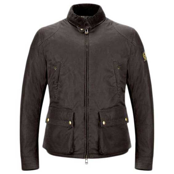 Belstaff Kepple Gate 8oz. Waxed Cotton Jacket