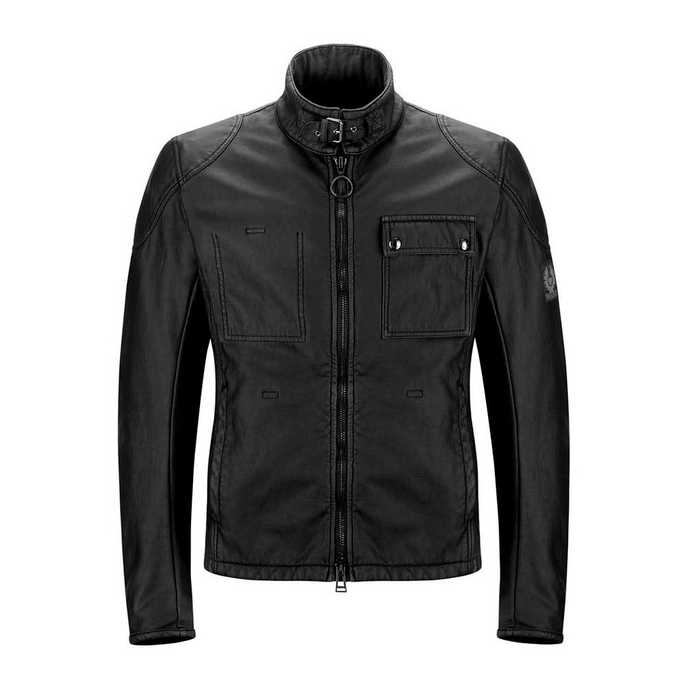 Belstaff Kerrowmoar Coated Cotton Jacket