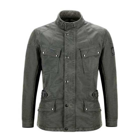 Belstaff Crosby Air Coated Cotton Jacket