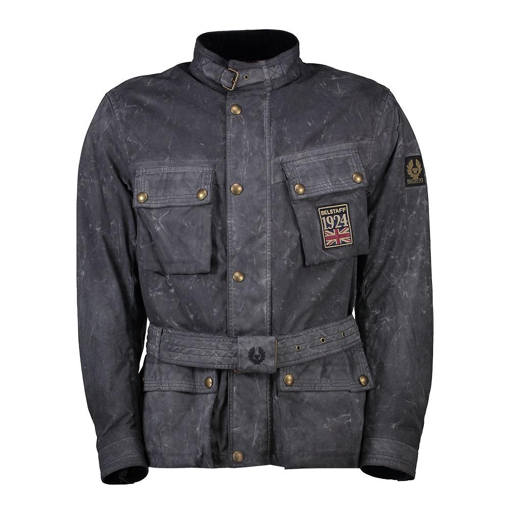 new collection special for shoe catch Belstaff Jubilee Trialmaster 6oz. Soywax Cotton Jacket ...