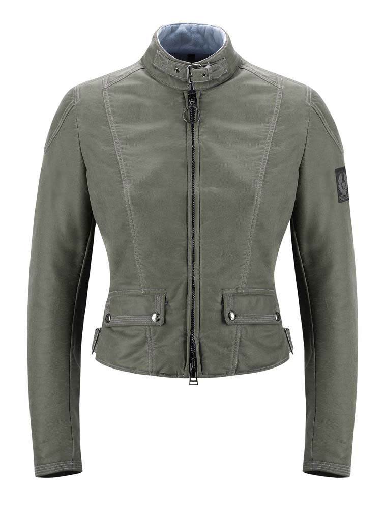 BELSTAFF Fordwater Air Cotton Expanded Lady Jacket