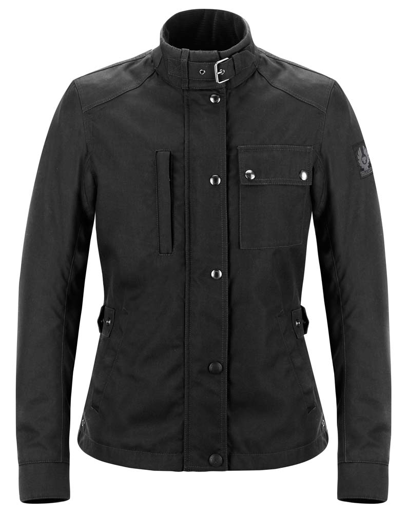 Belstaff Kates Cottage 6oz. Soywax Cotton Lady Jacket