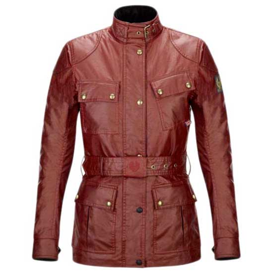 Belstaff Classic Tourist Trophy Leather Woman Jacket