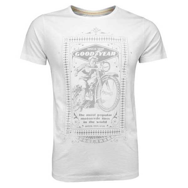 Goodyear Motorcycle T Shirt