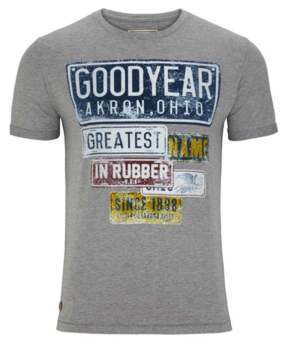 GOODYEAR Fort Thomas T Shirt S/S