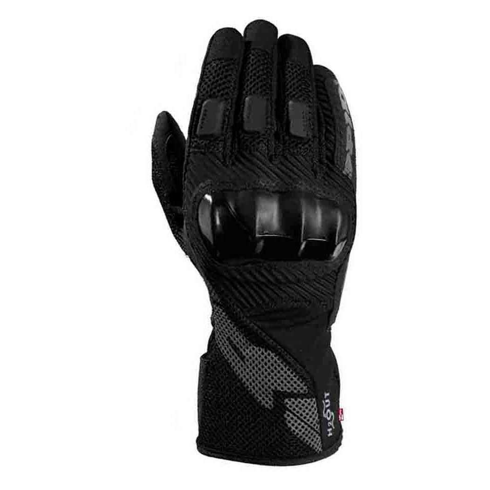 1127a2f61e8 Spidi Rainshield H2Out Gloves Black buy and offers on Motardinn