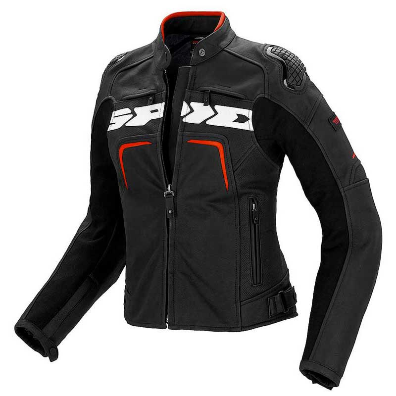 Spidi Evorider Lady Leather Jacket