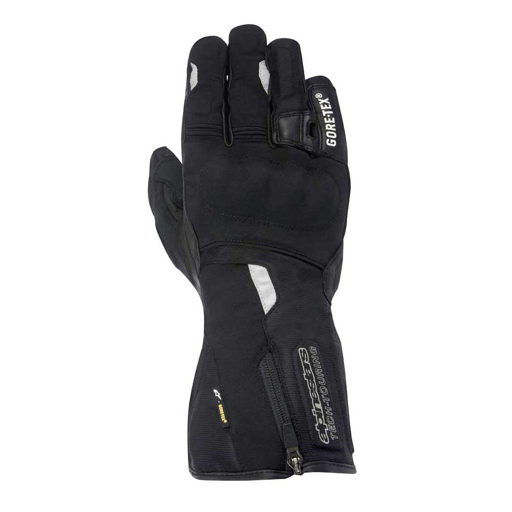 c0547856 Alpinestars Jet Road Goretex Gloves Negro, Motardinn