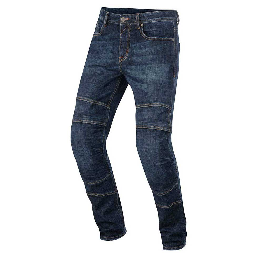 Alpinestars Crank Denim Broeken Tape Fit