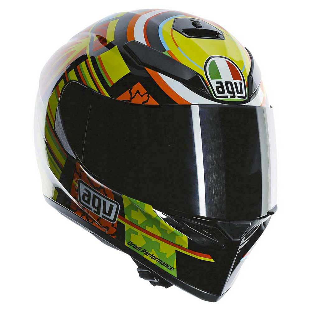 AGV K3 SV Elements Pinlock Rossi Replica