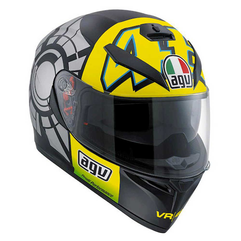 AGV K3 SV Winter Test 2012 Rossi Replica