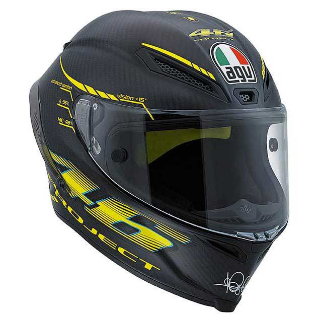 AGV Pista GP Top Rossi Pinlock Project 46 2.0