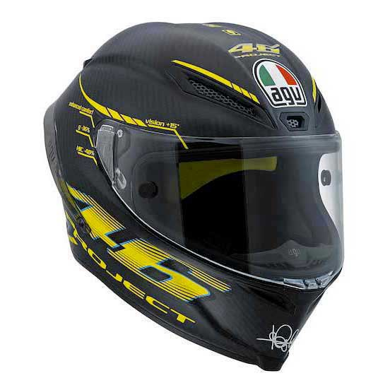 AGV Pista GP Top W Rossi Project 46 2.0