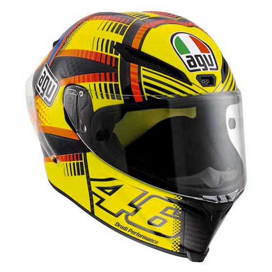 AGV Pista GP Top W Rossi