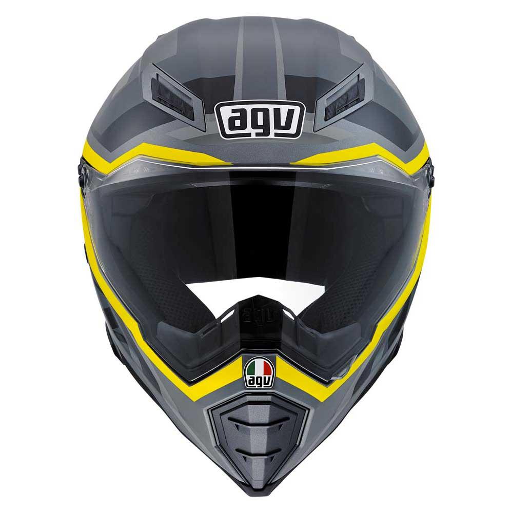 AGV AX-8 Evo Naked Multi Karakum Helmet - LSH Racing World